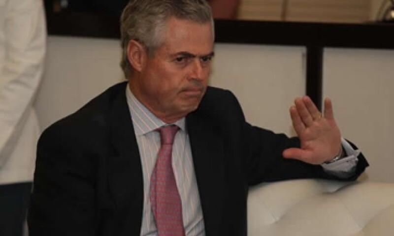 Joaquín Vargas, presidente de MVS, acusó presiones del Gobierno al negociar el refrendo de la banda de 2.5 GHz. (Foto: César Toledo/Quién)
