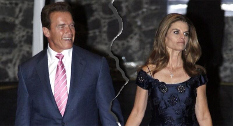 Maria es de la familia de los Kennedy y nadie se imaginó que su relación con Arnold llegaría a su fin.