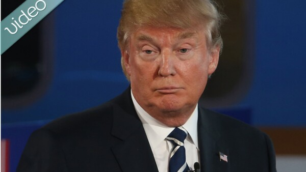 En menos de 2 minutos hacemos un recuento de las frases más irreverentes que ha dicho Donald Trump.