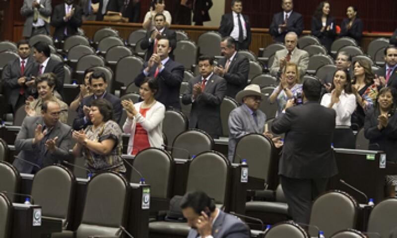 La Cámara de Diputados aprobó la Ley al Código Fiscal y la Aduanera (Foto: Notimex)