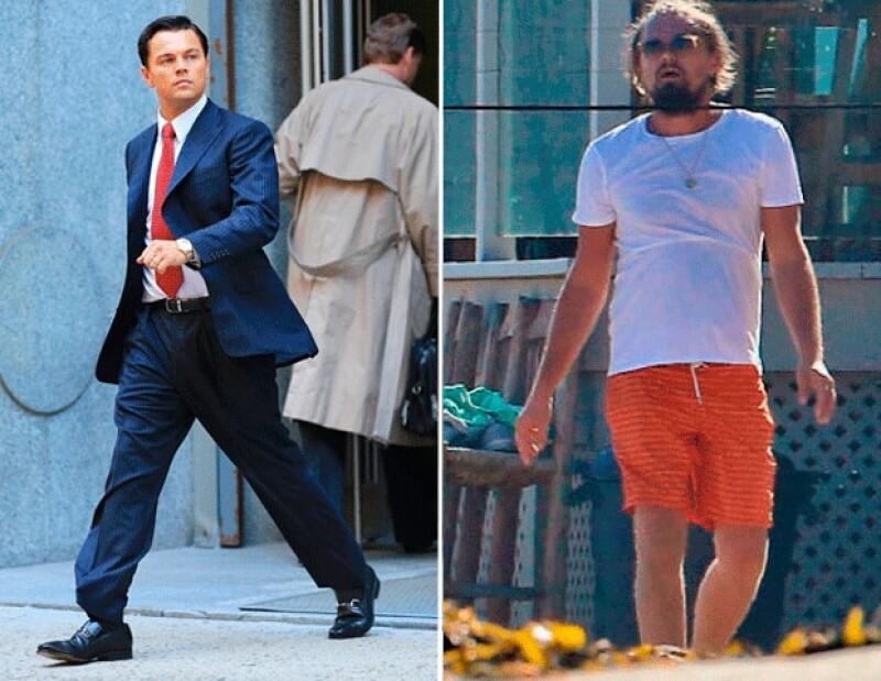 Los últimos meses Leonardo DiCaprio, Rob Kardashian y Mariah Carey han descuidado su figura, mira el sorprendente antes y después.