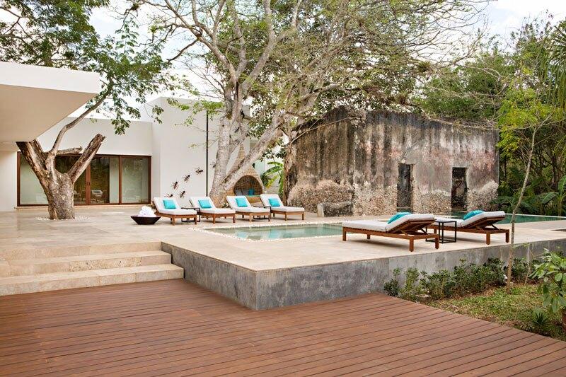 Chablé se encuentra en el estado de Yucatán, en el municipio de Chocholá
