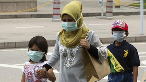 malasia contaminacion