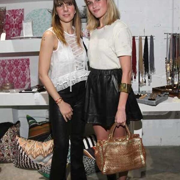 Venus Fabbricatore y Nicole Sardone