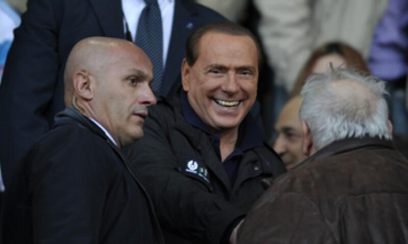 El polémico ex premier italiano recurrió a la mafia para proteger a su familia y a él de secuestros. (Foto: AP)