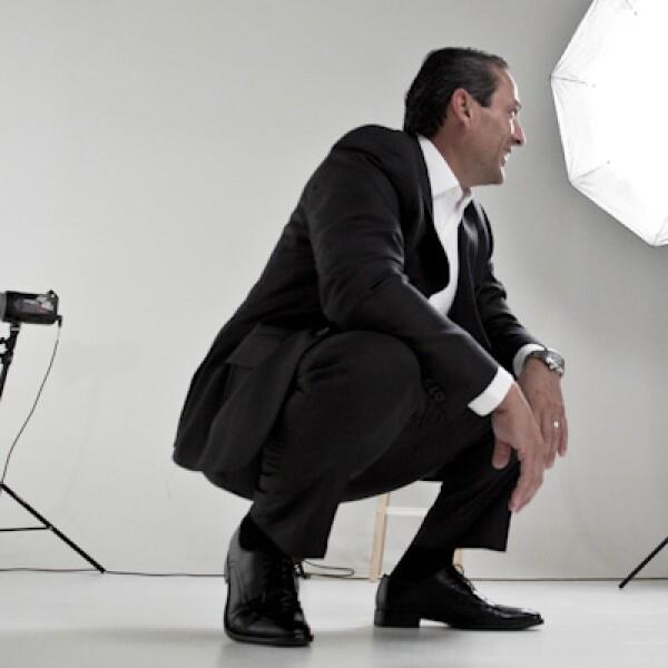 Eduardo Tena, fundador de E+Farmacia, dice estar contento por haber sido seleccionado finalista en Emprendedores 2014.