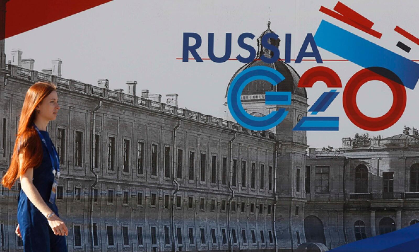 El retiro de estímulos de la Fed y los ataques militares contra Siria acaparan las discusiones en la reunión del G20 que se realiza en Rusia.