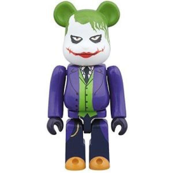 La marca Bearbick tiene una de las figuras coleccionables más deseadas: The Joker