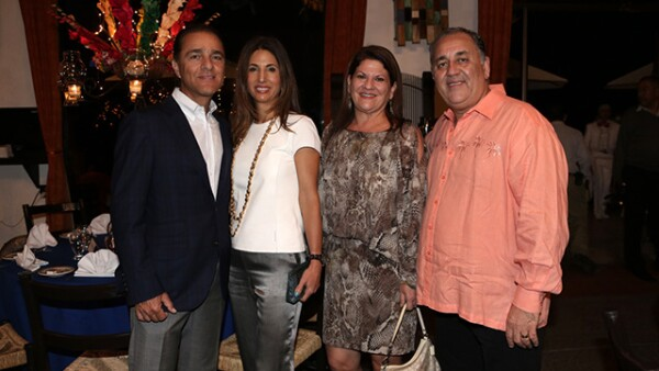 Pablo Checa,María Elena Checa,Solia Aluni,Javier Aluni