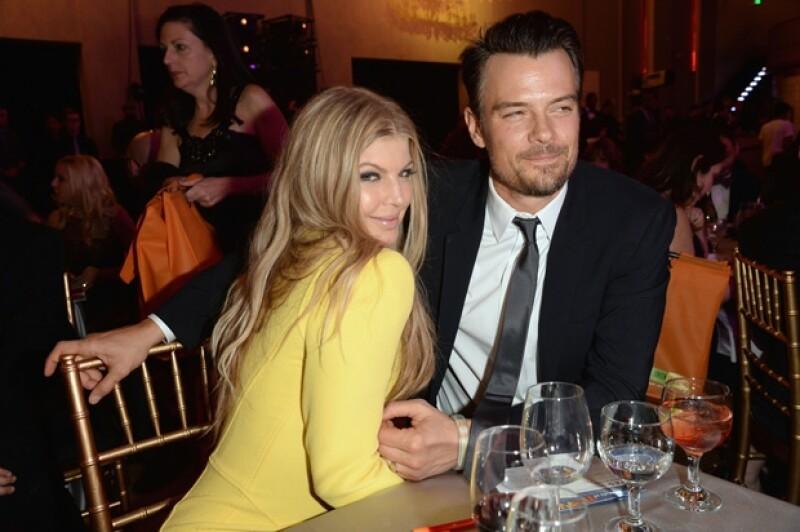 A veces hay buena suerte y los crushes se vuelven realidad, como el que tuvo Josh con Fergie, mucho antes de estar con ella.