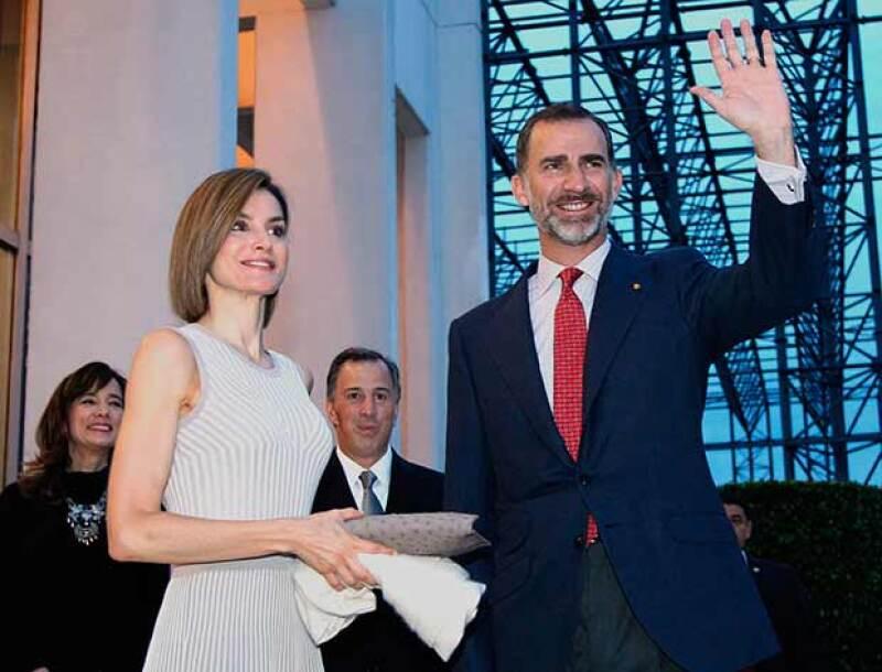 Esta es la primera visita a un país americano que hace Felipe VI desde que ascendió al trono.