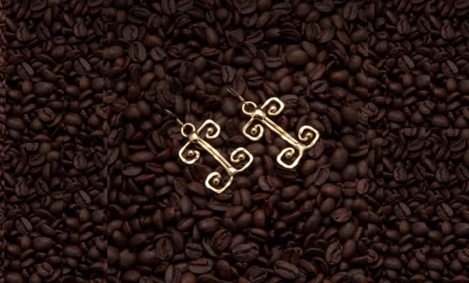 La diseñadora exporta hacia Estados Unidos y Europa sus joyas desde más de 25 años.