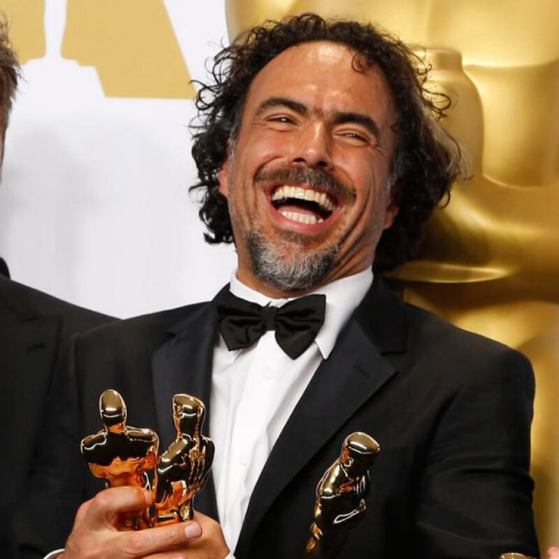 Alejandro poco a poco se ha convertido en un respetado cineasta para la Academia.