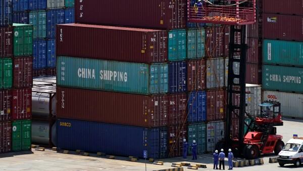 Comercio China EU