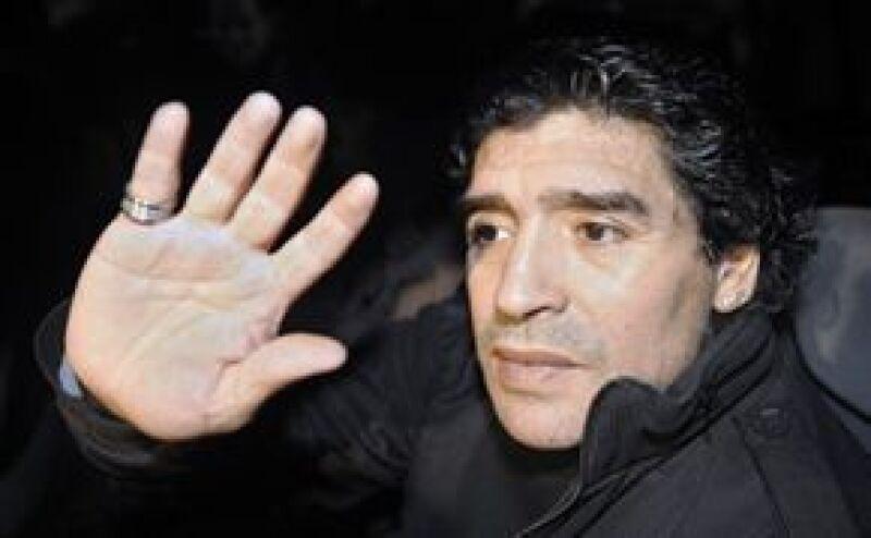 Dalma, hija del astro del futbol, presentará un documental sobre Boca, el club argentino.