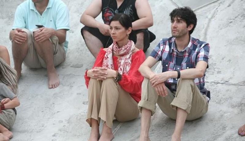 Benny Ibarra y Celina del Villar estuvieron en el festival del año pasado.