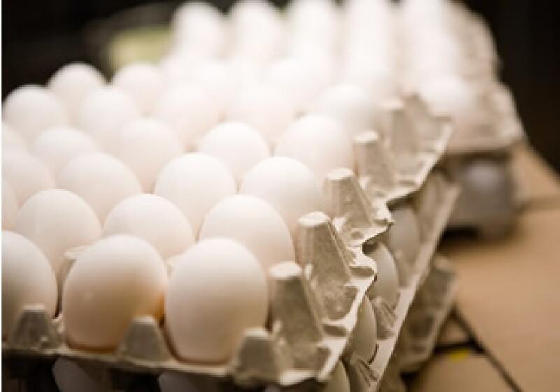 México es el sexto productor mundial de huevo, el año pasado logró recabar dos millones 306,000 toneladas de este alimento. (Foto: Jupiter Images)