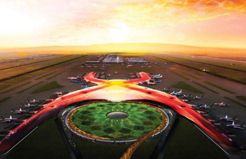 Nuevo Aeropuerto de la Ciudad de M�xico