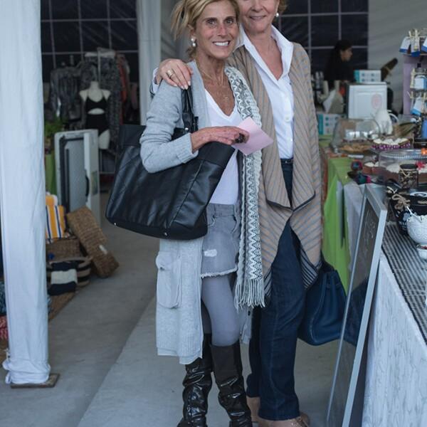 Patrizia Fronza y Loretta Cherici