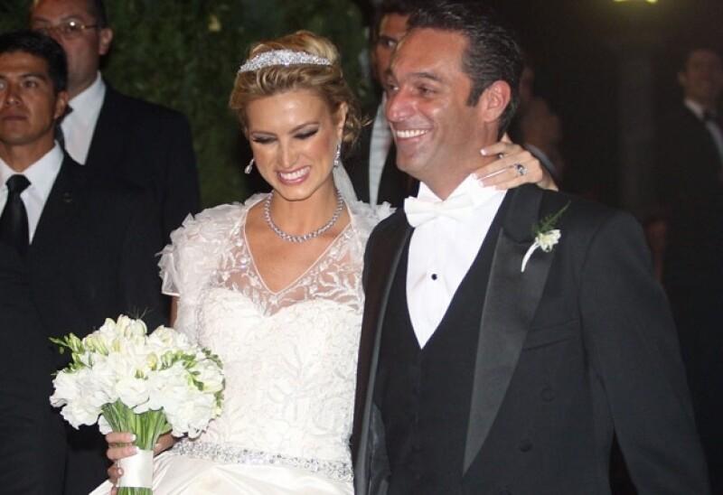 Maria Elena Torruco se quedó con el soltero más codiciado de México, Carlos Slim Domit.
