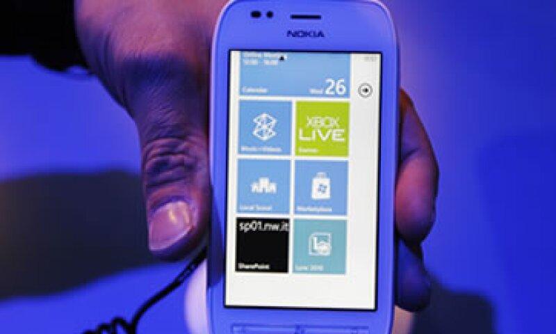Los teléfonos Lumia de Nokia no han tenido el éxito esperado. (Foto: AP)