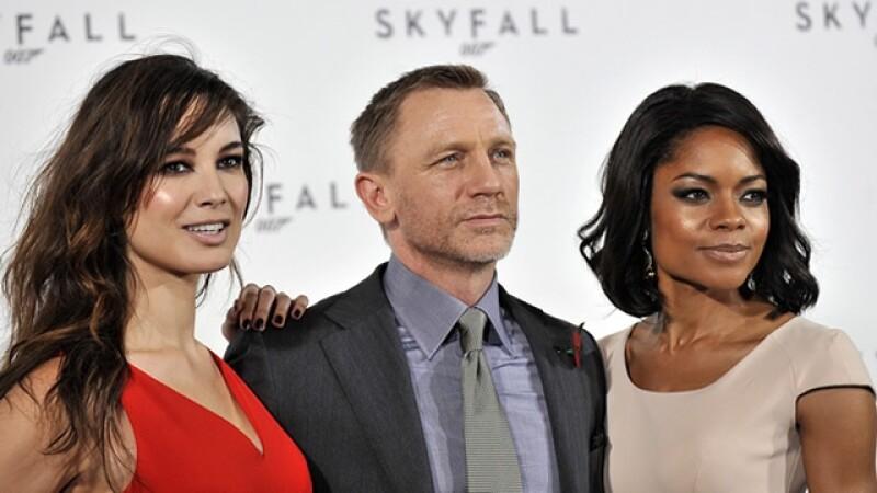 El elenco de la nueva cinta de James Bond Skyfall
