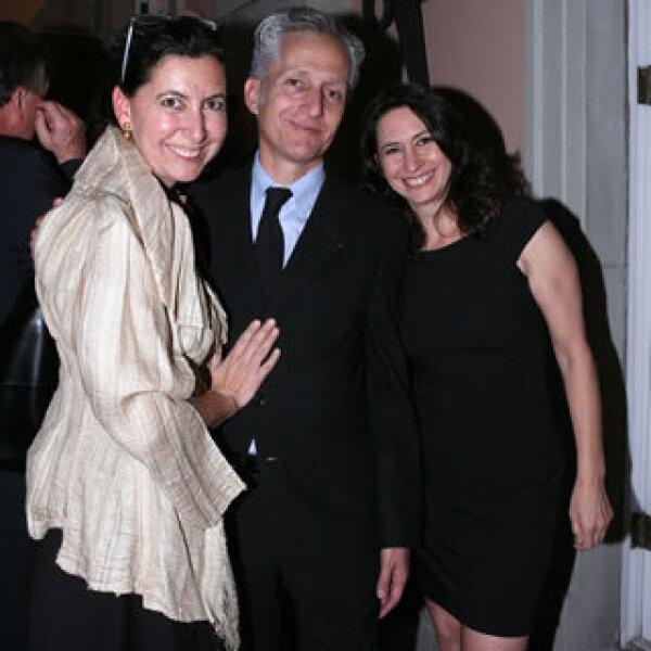 Loredana Dalamico,Bernardo Gómez Pimienta,Deborah Holtz