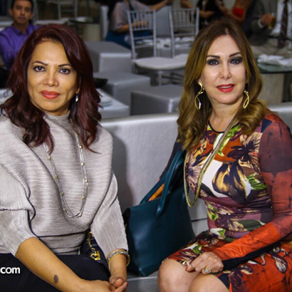 Norma Alfaro y Nancy Montemayor