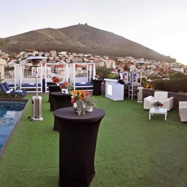Sky Bar, Cape Royale Hotel & Spa (Ciudad del Cabo)