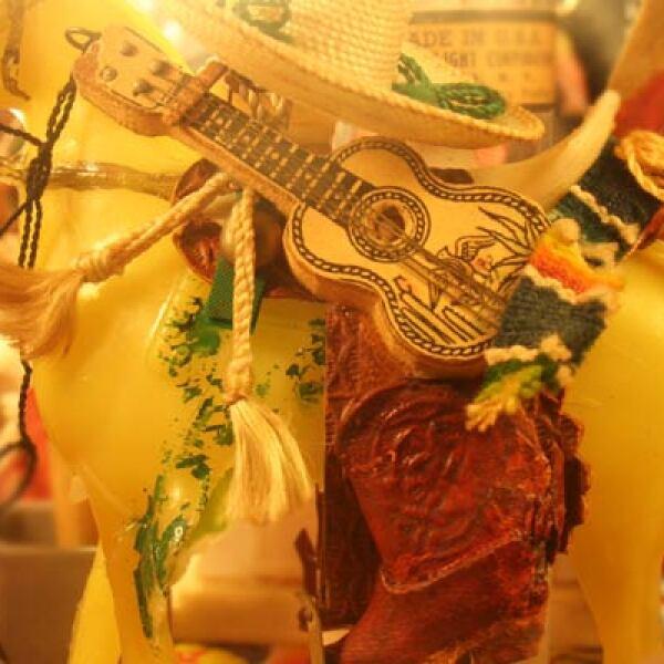 El Mujam incluye objetos de la vida popular mexicana de finales del siglo XIX y XX.