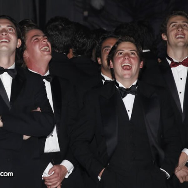 Diego Martínez,Sergio Novoa,Fernando Fosaroli y Juan Reiner