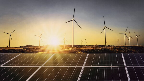 Energía limpia y renovable