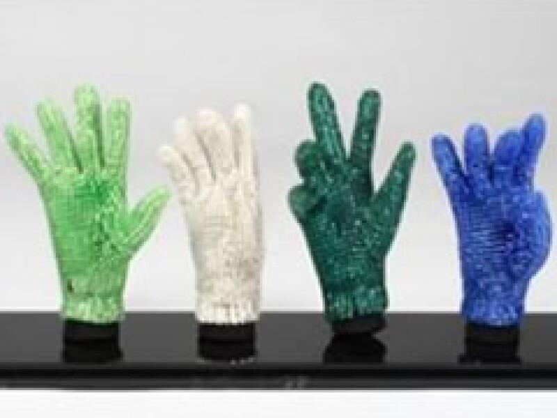 Los guantes de cristales se hicieron populares en los 80. (Foto: AP)