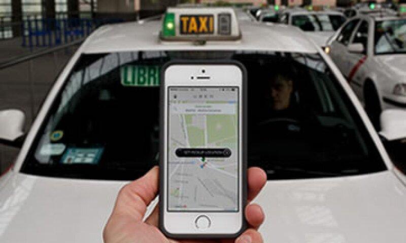 París impide a Uber dar sus servicios desde el inicio de 2015. (Foto: Getty Images )