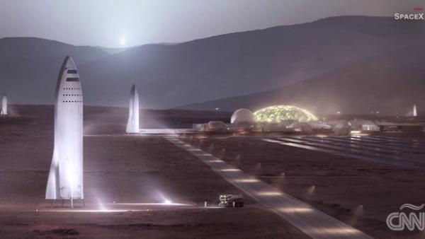 Space X presenta Raptor, su nuevo motor