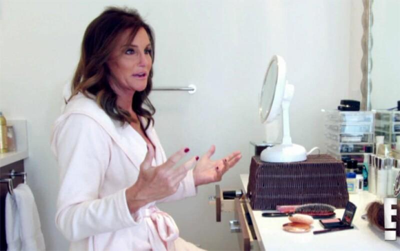 Caitlyn Jenner narrará su transformación en una nueva serie de E!.