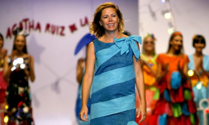 En 2011 Ruiz de la Prada celebró el 30 aniversario de su primer desfile de modas. (Foto: AP)