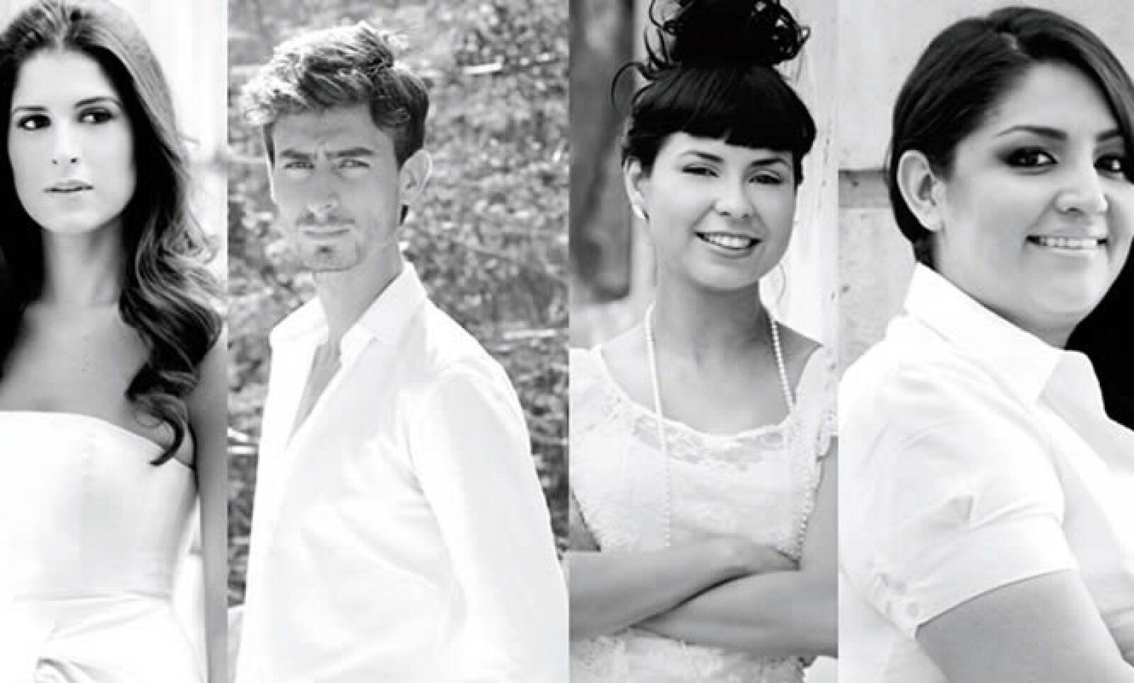 Clara, Kris, Vianet y Pilar quieren llevar a México a los niveles de diseño de las principales capitales de moda en el mundo.
