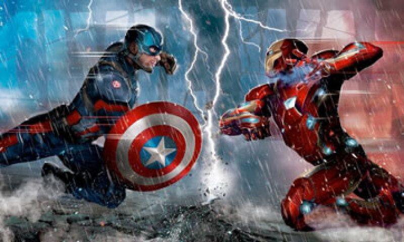 Al fin veremos el enfrentamiento entre Iron Man y el Capitán América. (Foto: Marvel)