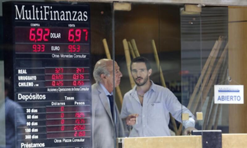 El Gobierno acusó a Shell de haber perpetrado una maniobra especulativa. (Foto: Reuters)
