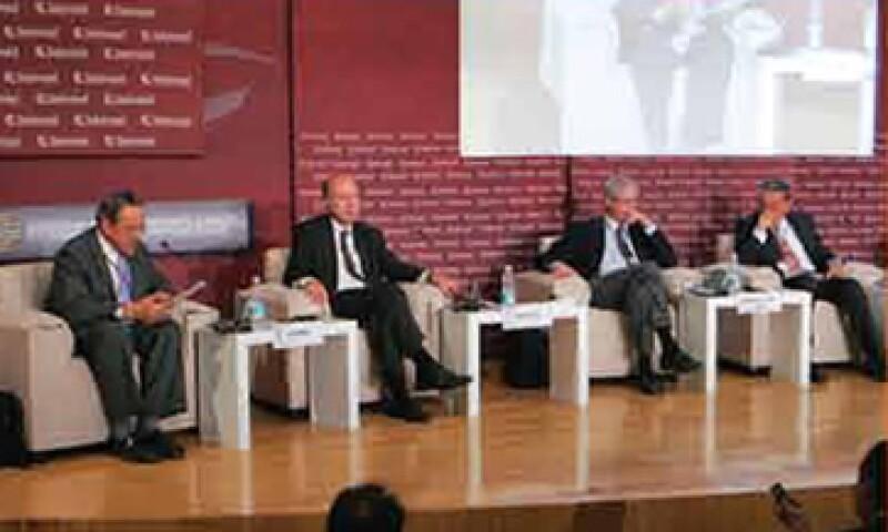 En la edición del año pasado se llegaron a importantes conclusiones en política, turismo y tecnología. (Foto: Cortesía México Cumbre de Negocios)
