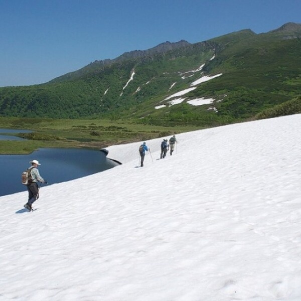 Senda de la Naturaleza de Hokkaido (Japón)