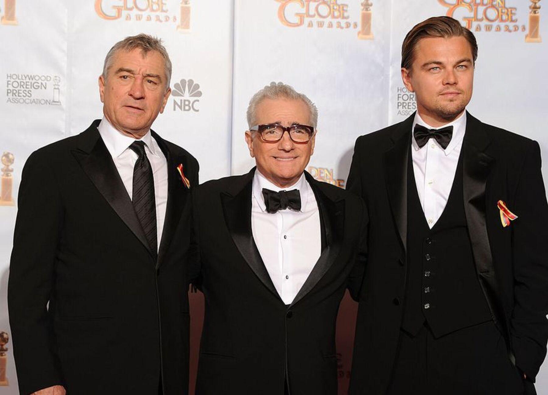 Leonardo Di Caprio y Robert De Niro quieren que salgas en la próxima película de Scorsese