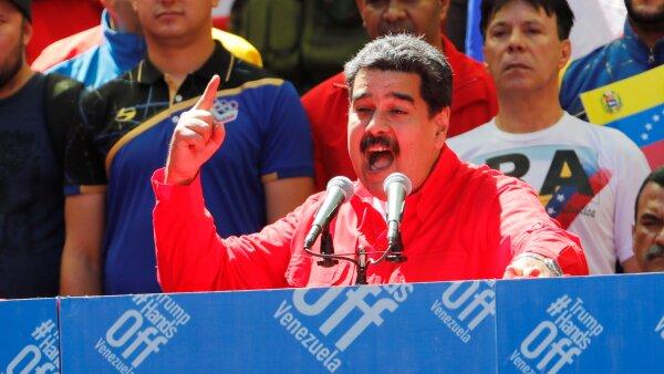 Nicolás Maduro EU revoca visas