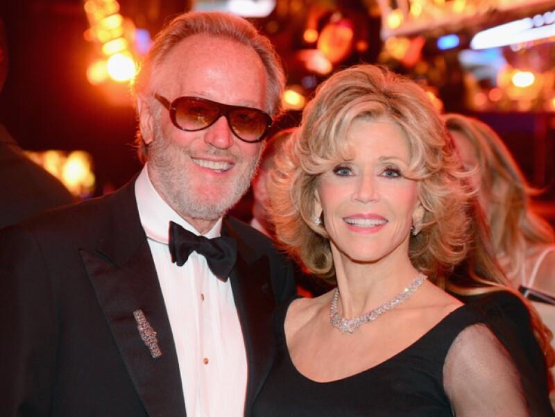 El hermano de Jane Fonda logró salir vivo después de haberse autodisparado.