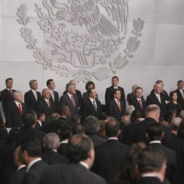 gabinete Peña Nieto protesta EPN