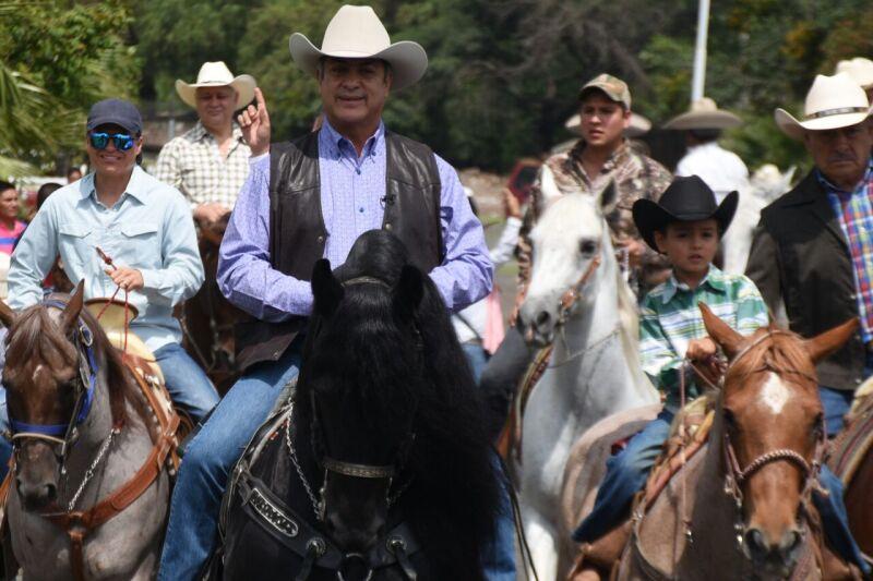 De gira en Querétaro
