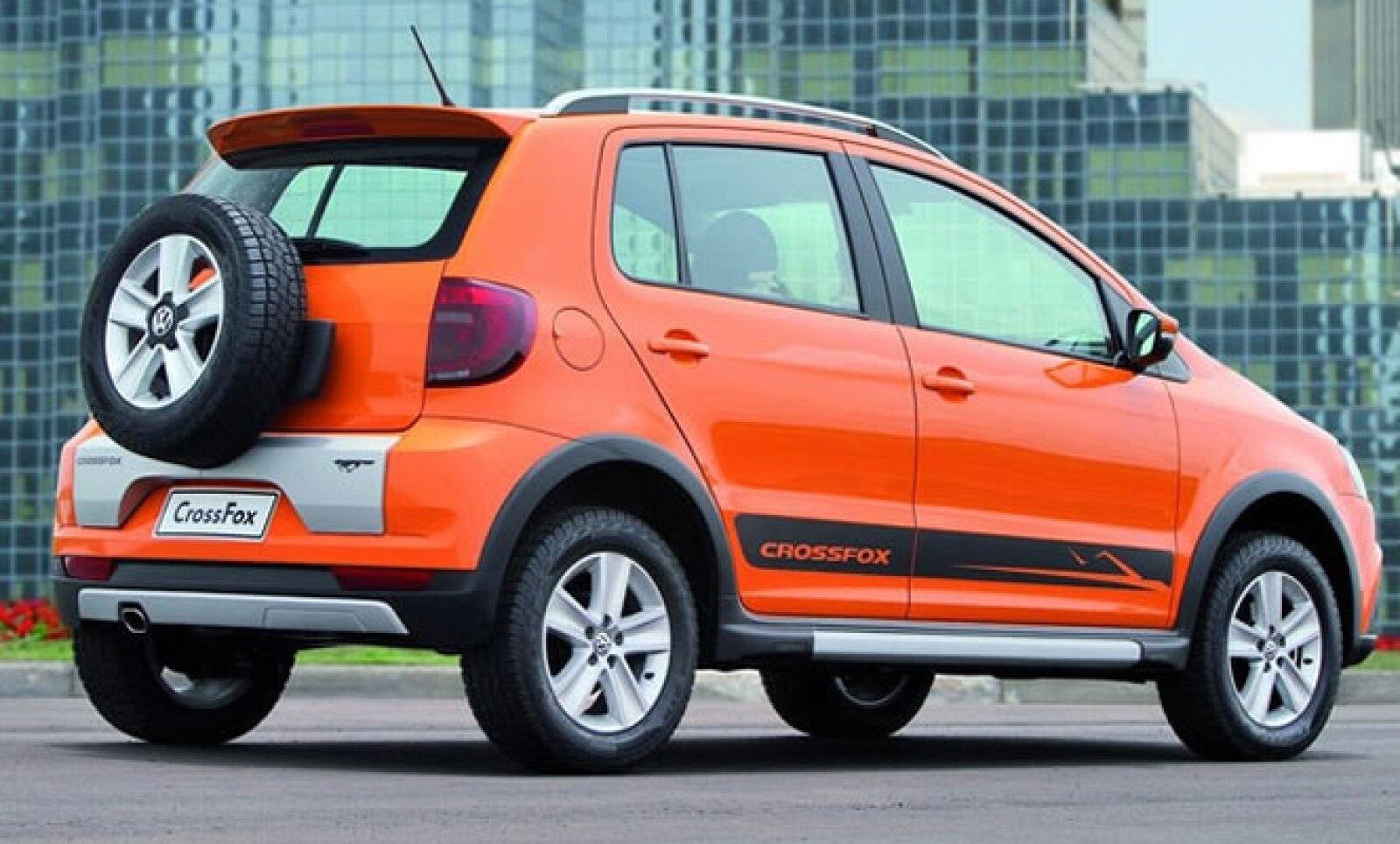 Con este lanzamiento, la idea de la compañía es ganar posiciones en el segmento de los vehículos todoterreno.