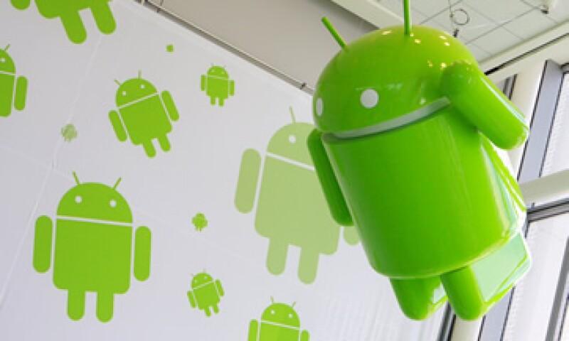 La estrategia de Google Android es estar presente en muchos equipos, dice Millenial Media. (Foto: Cortesía Google)