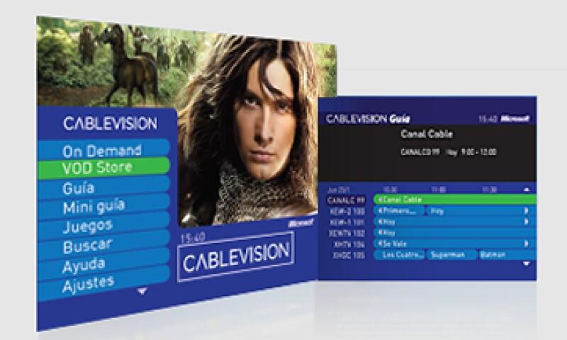 Cablevisión ha invertido 450 millones de dólares durante tres años en la renovación de su red de fibra óptica. (Foto: Tomada de cablevision.net.mx)